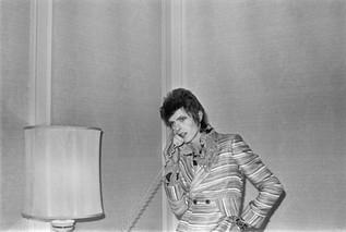 David Bowie. London, UK 1972