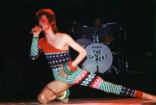 David Bowie Leotard. 1973