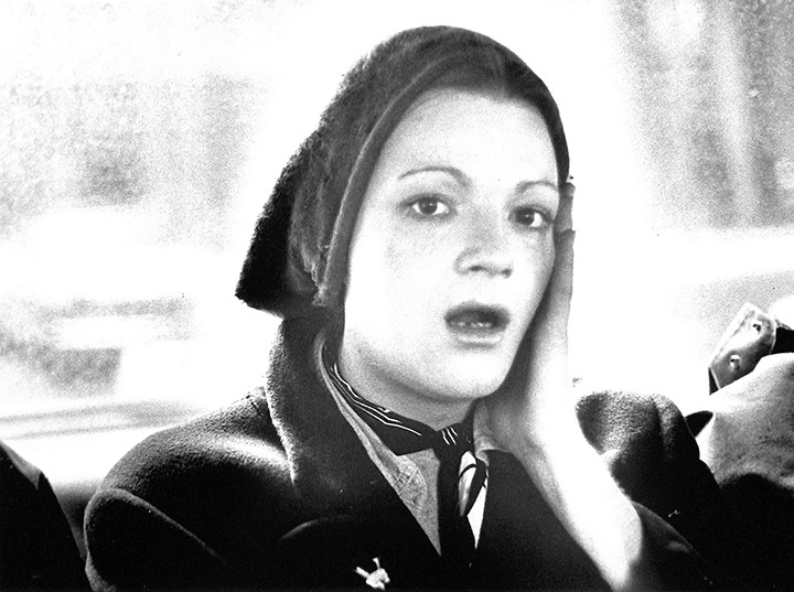 Jackie Curtis, NYC 1971