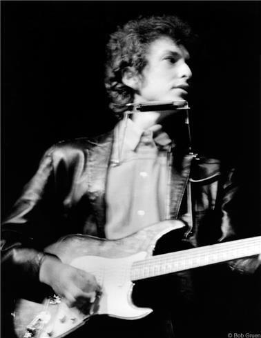 Bob Dylan, Newport, Rhode Island, 1965