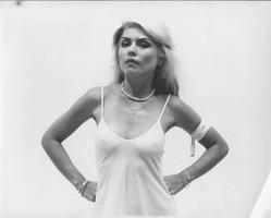 Debbie Harry White