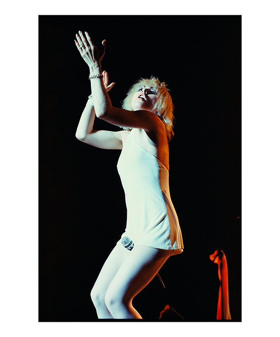 Debbie Harry by Roberta Bayley. New Orleans, 1979