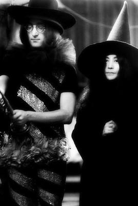 John lennon Yoko Ono Rock and Roll Circu