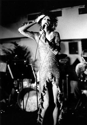 Holly Woodlawn Continental Baths, NYC 1972