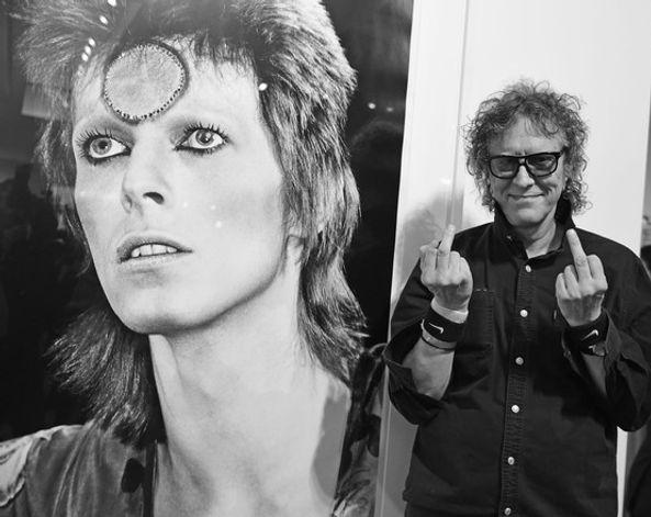 Mick+Rock+TASCHEN+Gallery+Opening+Recept