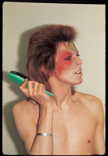 David Bowie. London. UK, 1973