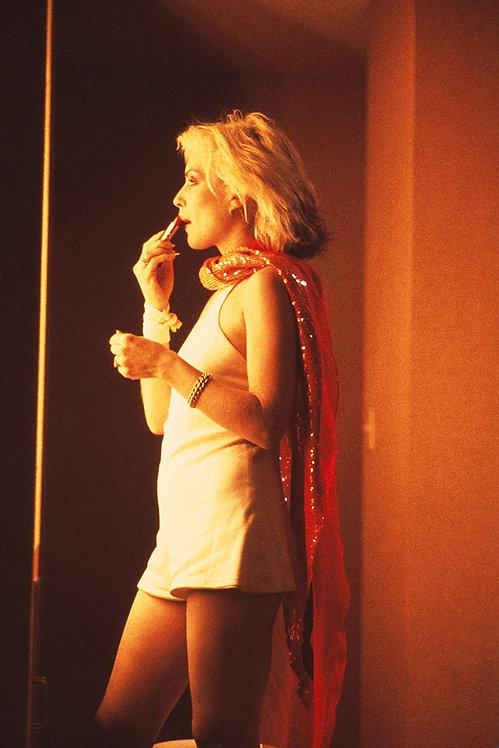 Debbie Harry, Blondie by Roberta Bayley. Las Vegas, 1979