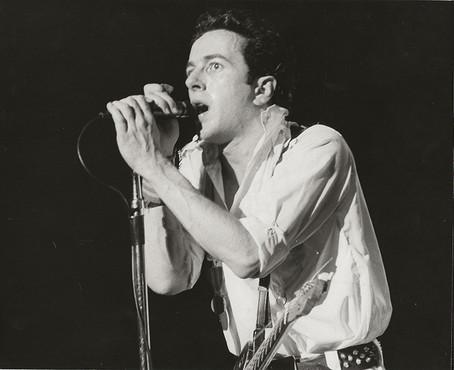 Joe Strummer - On Stage Berkeley Community Center, Berkley, CA 1979