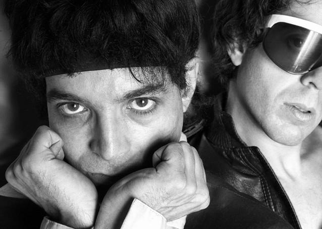 Suicide Alan Vega & Marty Rev