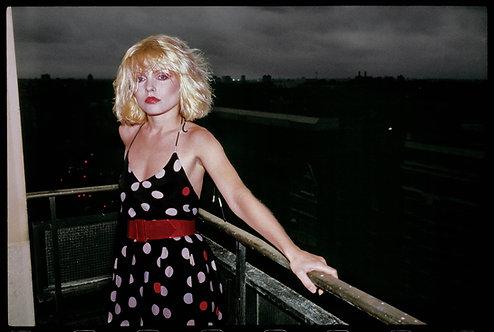 "Debbie Harry ""Dots"". NYC, date unknown"