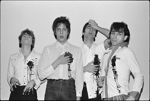 The Heartbreakers by Roberta Bayley. NYC, 1975