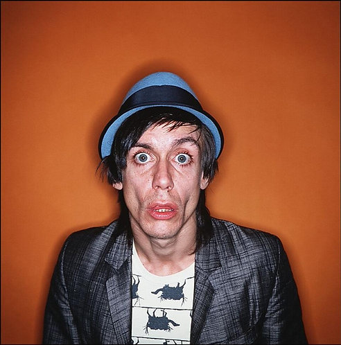 Iggy Pop in the Studio, Ringflash, 1979