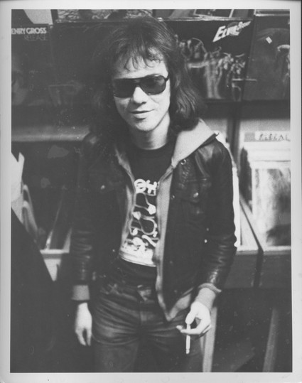 Tommy Ramone 1977
