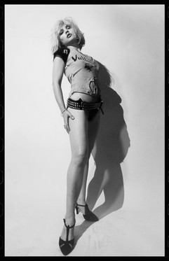 Debbie Vultures shirt 2. NYC, 1976