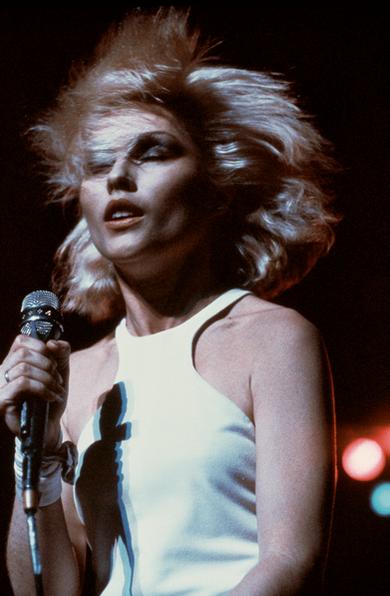 Deborah Harry. Las Vegas, 1979