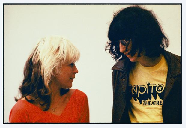 ROBERTA BAYLEY - Debbie Harry and Joey R