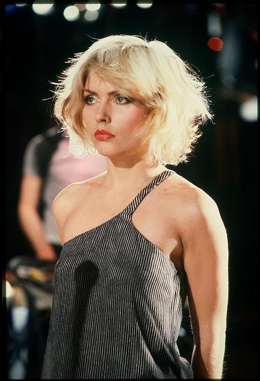 Debbie Harry. Blondie by Roberta Bayley. Las Vegas, 1979
