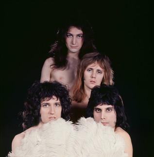 QUEEN   The Bohemian Rhapsody Years / by Mick Rock