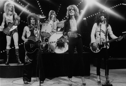 New York Dolls - Real Don Steele Show Los Angeles, CA 1973