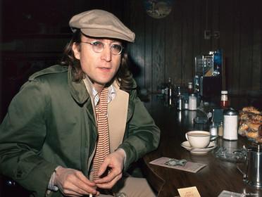 John Lennon. New York, 1975