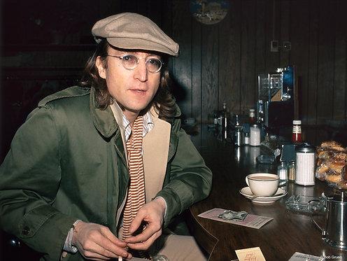John Lennon by Bob Gruen NY, 1975