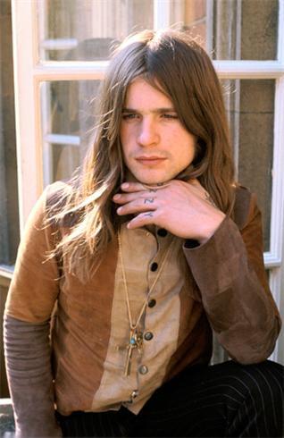 Ozzy Osbourne. New York City, 1975