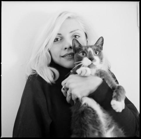 Debbie and Cat