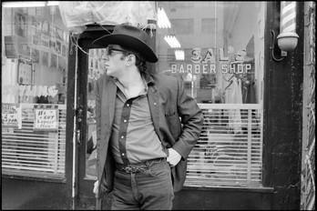 Joe Strummer. New York City, 1980