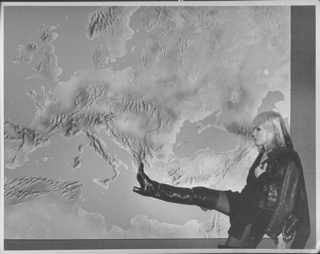 Debbie Harry  - Manchester England, 1977
