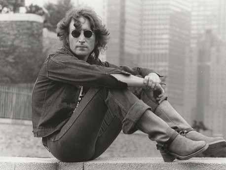 John Lennon - Rooftop session
