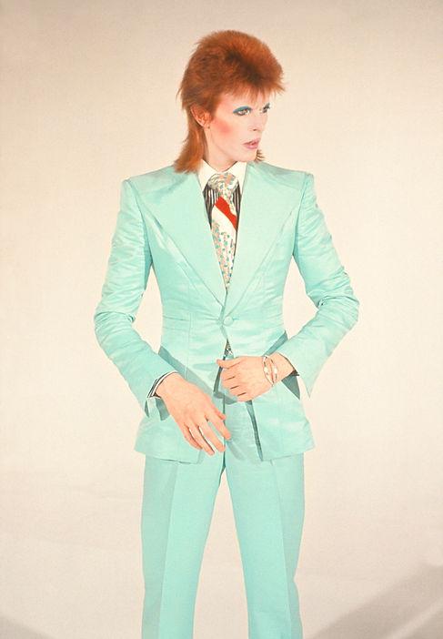 MICK ROCK - David Bowie -Life On Mars.jp
