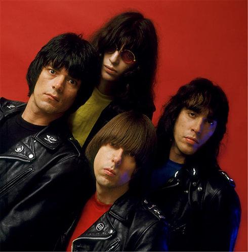 The Ramones - Album cover, 1979