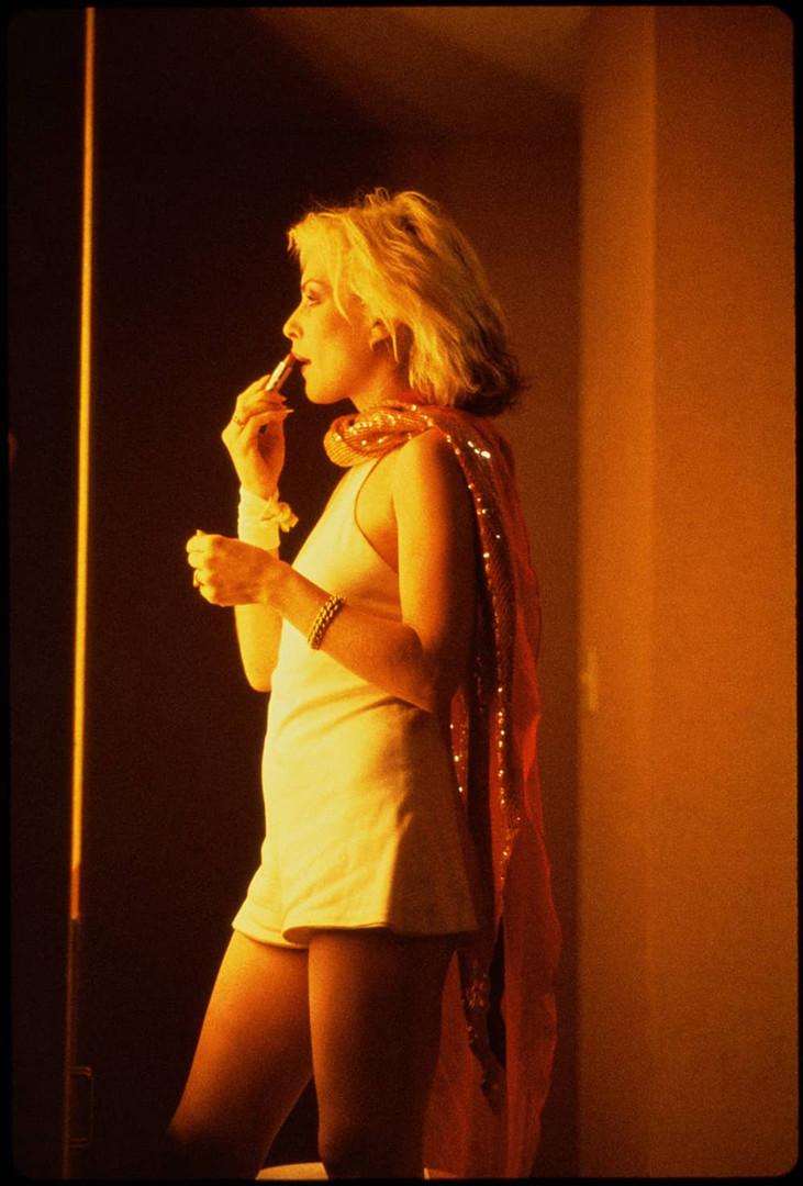 Debbie Harry. Las Vegas, 1979