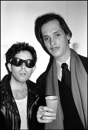 Bobby with John Waters