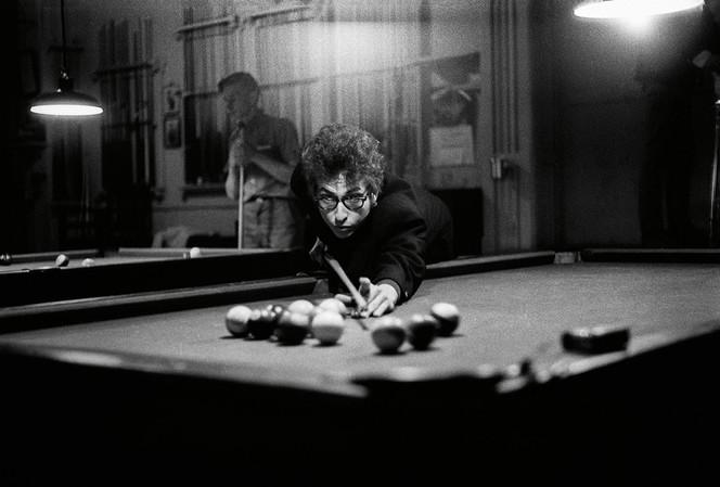 Bob Dylan, Kingston, New York