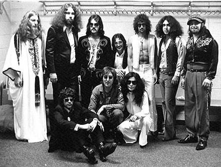 Elephant's Memory - Phil Spector, John Lennon & Yoko Ono MSG, NYC 1972