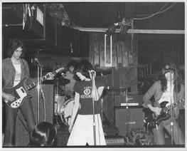 Milk'n Cookies CBGBS 1976