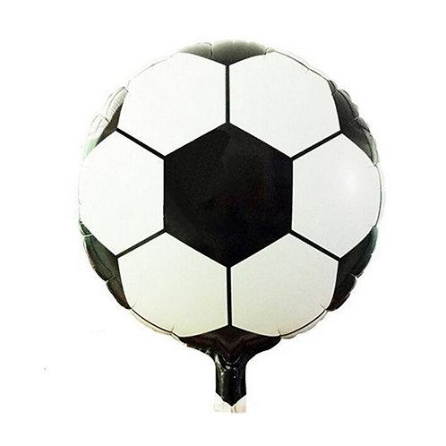 Soccer Ball helium balloon