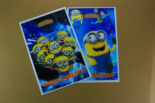 Minions party bags
