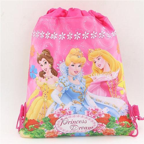 Disney Princess drawstring backpack