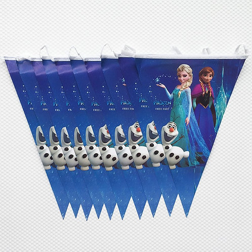 Frozen Party banner