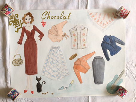 Chocolat ~ A Film Inspired Capsule Collection