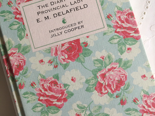 Literary Inspiration for Spring ~ The Diary of a Provincial Lady