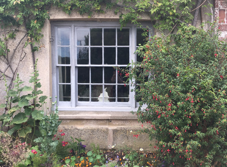 Hanging out with the Bloomsbury group- Inspiration from Charleston