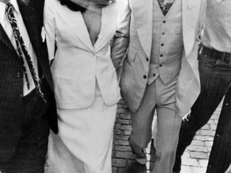 How to channel Bianca Jagger style for your Wedding