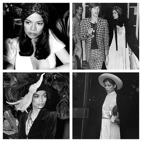 e239134b029 I find Bianca Jagger so inspirational I designed and named a dress for her!  The Bianca Wrap dress is an easy to wear