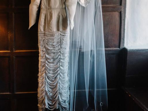 A Dream Dress for a Modern Gothic Bride