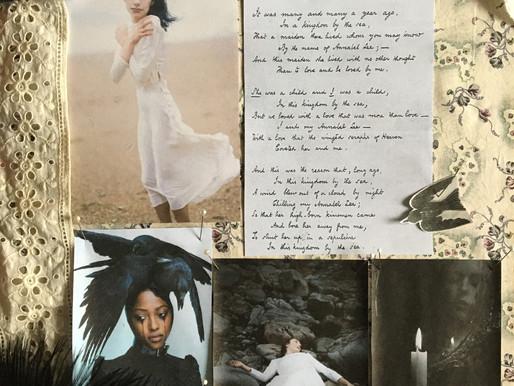 The Annabel ~ A dress inspired by Edgar Allen Poe