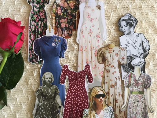 The Tea Dress- Perfect Wedding Guest Style