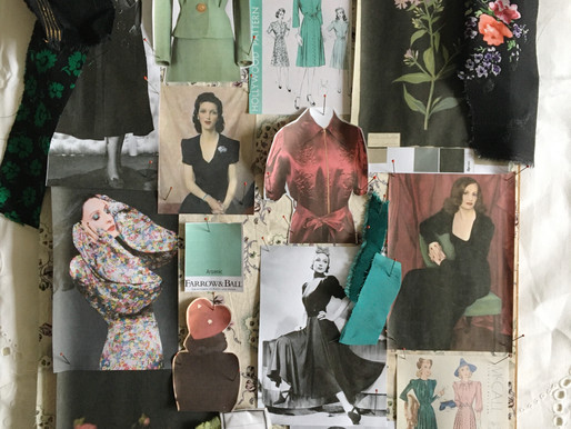 The Vintage Inspired Capsule Wardobe ~ How to create your own unique style